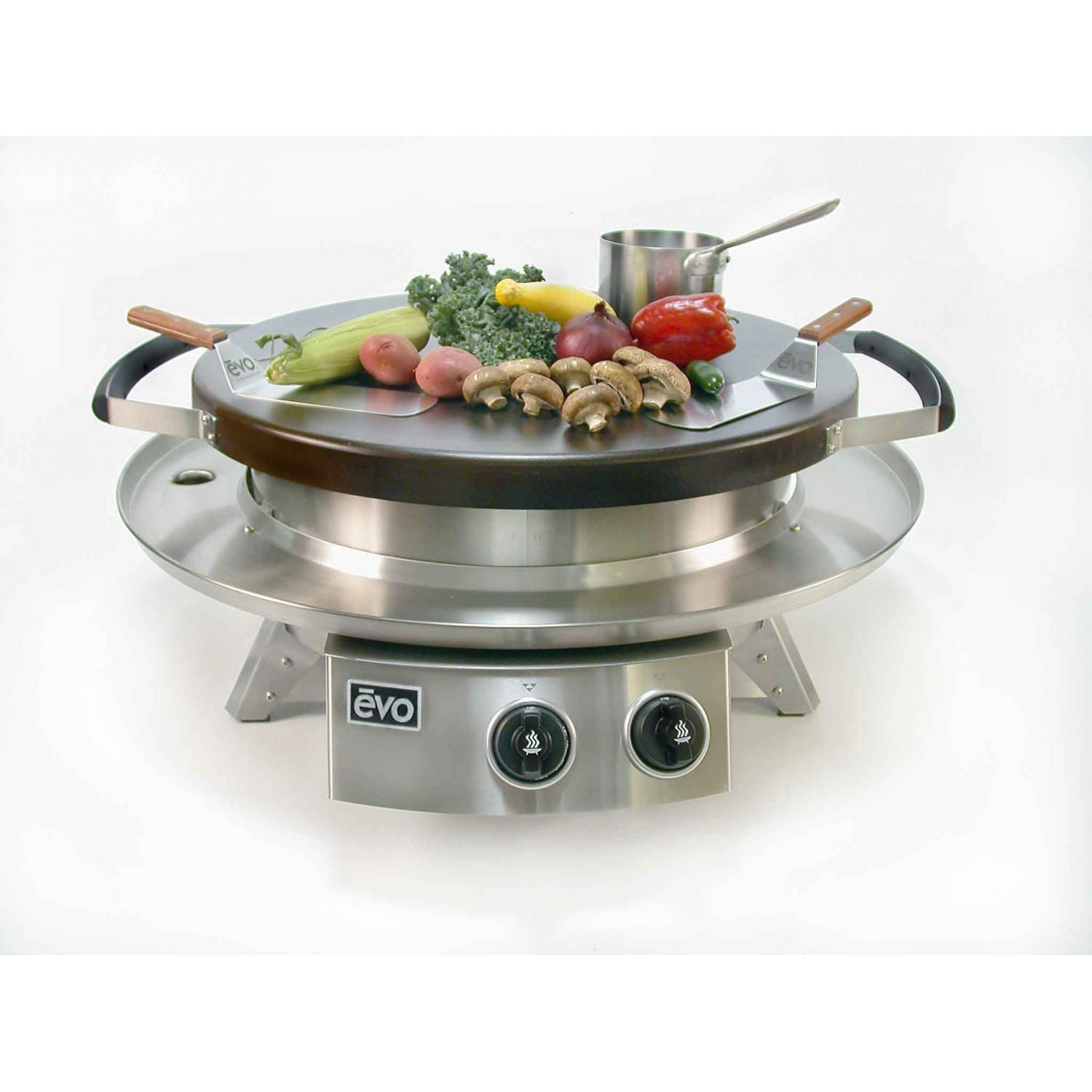 Evo Professional 30-Inch Tabletop Flat-Top Gas Grill