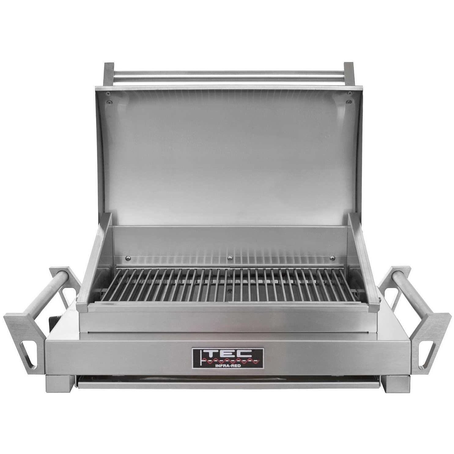 TEC G Sport FR 30 Inch Portable Infrared Propane Gas Grill ...