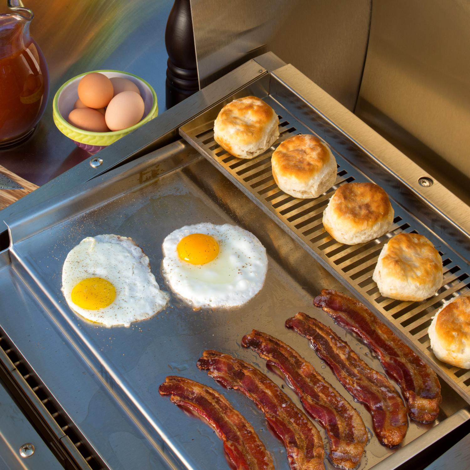 TEC Patio FR Series Stainless Steel Griddle