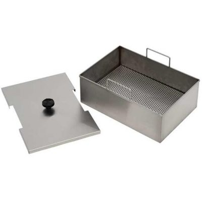 TEC Stainless Steel Fryer/Steamer For Sterling G And FR Series Gas Grills - SGFRST