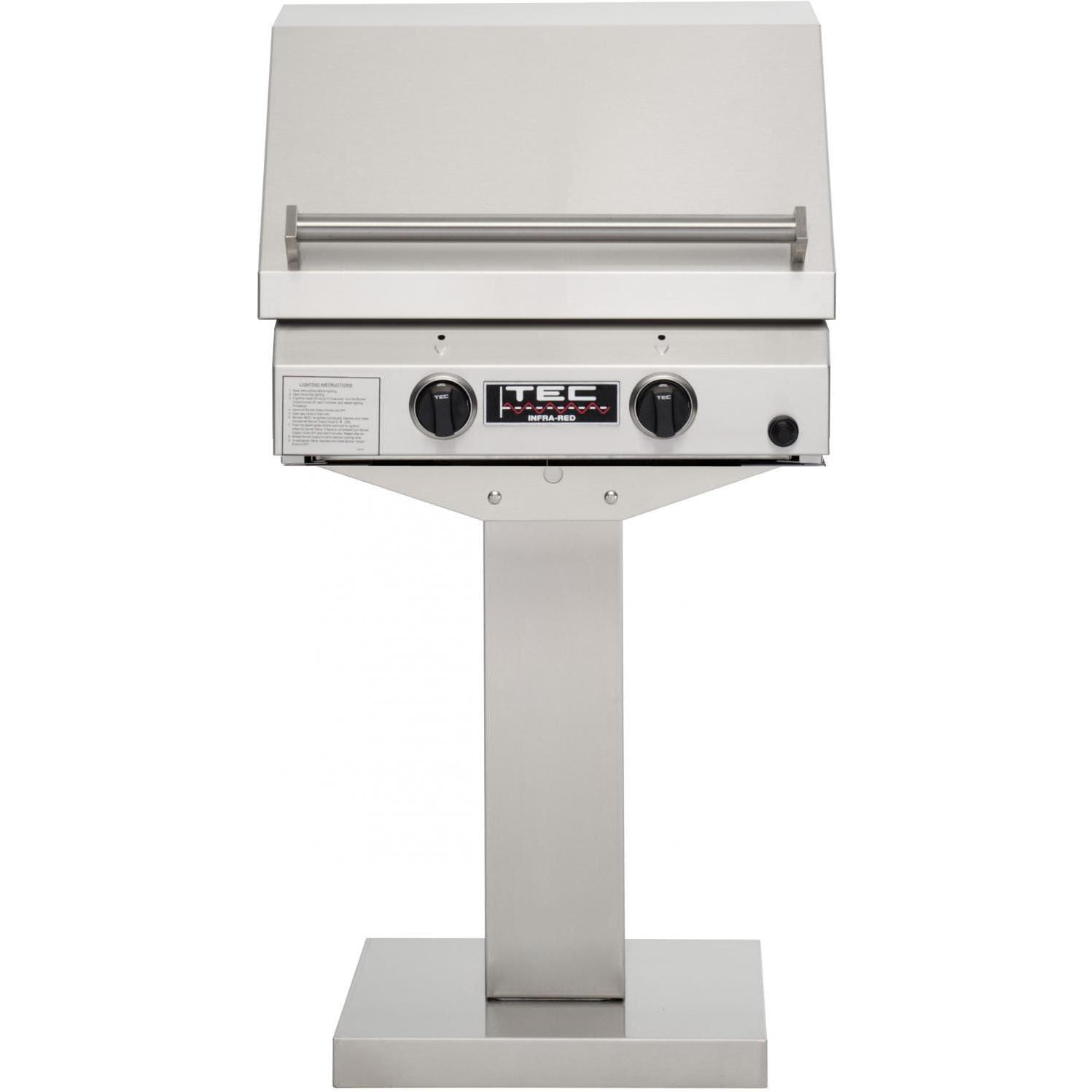 TEC Sterling II FR 26-Inch Freestanding Infrared Grill