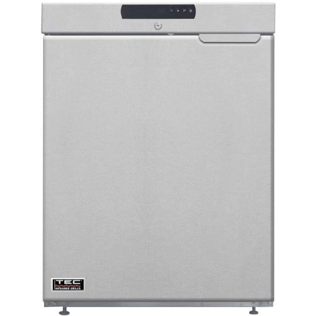 TEC 24-Inch Outdoor Stainless Steel Refrigerator