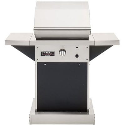 TEC Patio FR 26-Inch Freestanding Infrared Propane Gas Grill