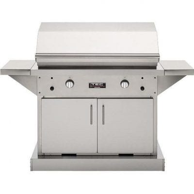 TEC Patio FR 44-Inch Freestanding Infrared Natural Gas Grill