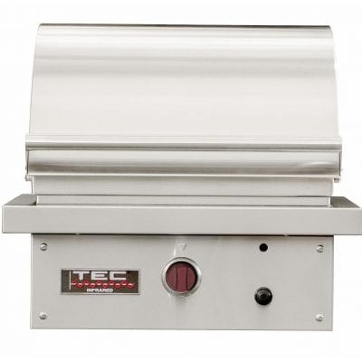 TEC Patio FR 26-Inch Built-In Infrared Propane Gas Grill