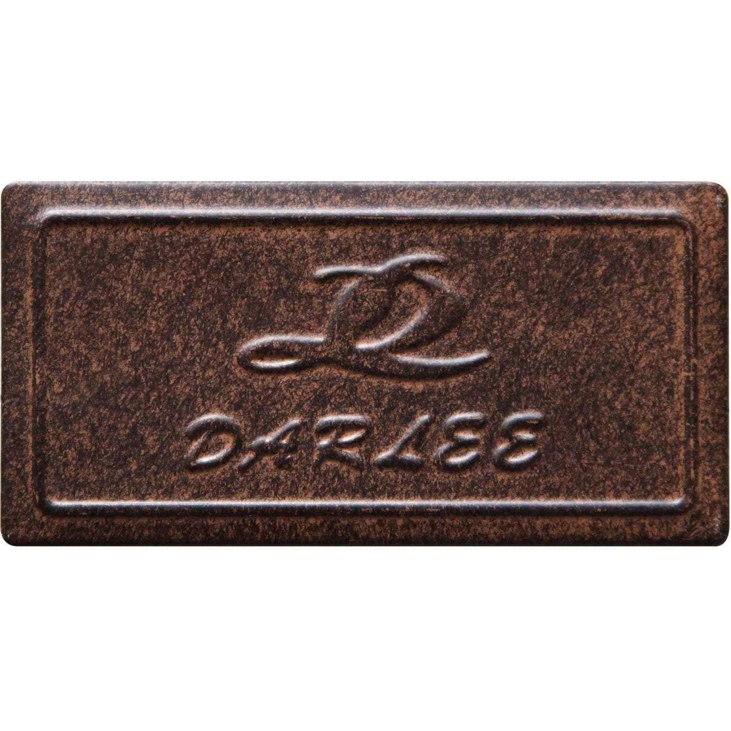 Darlee Sedona 5 Piece Cast Aluminum Patio Bar Set