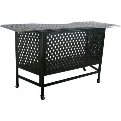 Darlee Series 60 Patio Party Bar - Antique Bronze