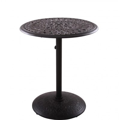 Darlee Series 60 Patio Counter Height Pedestal Bar Table