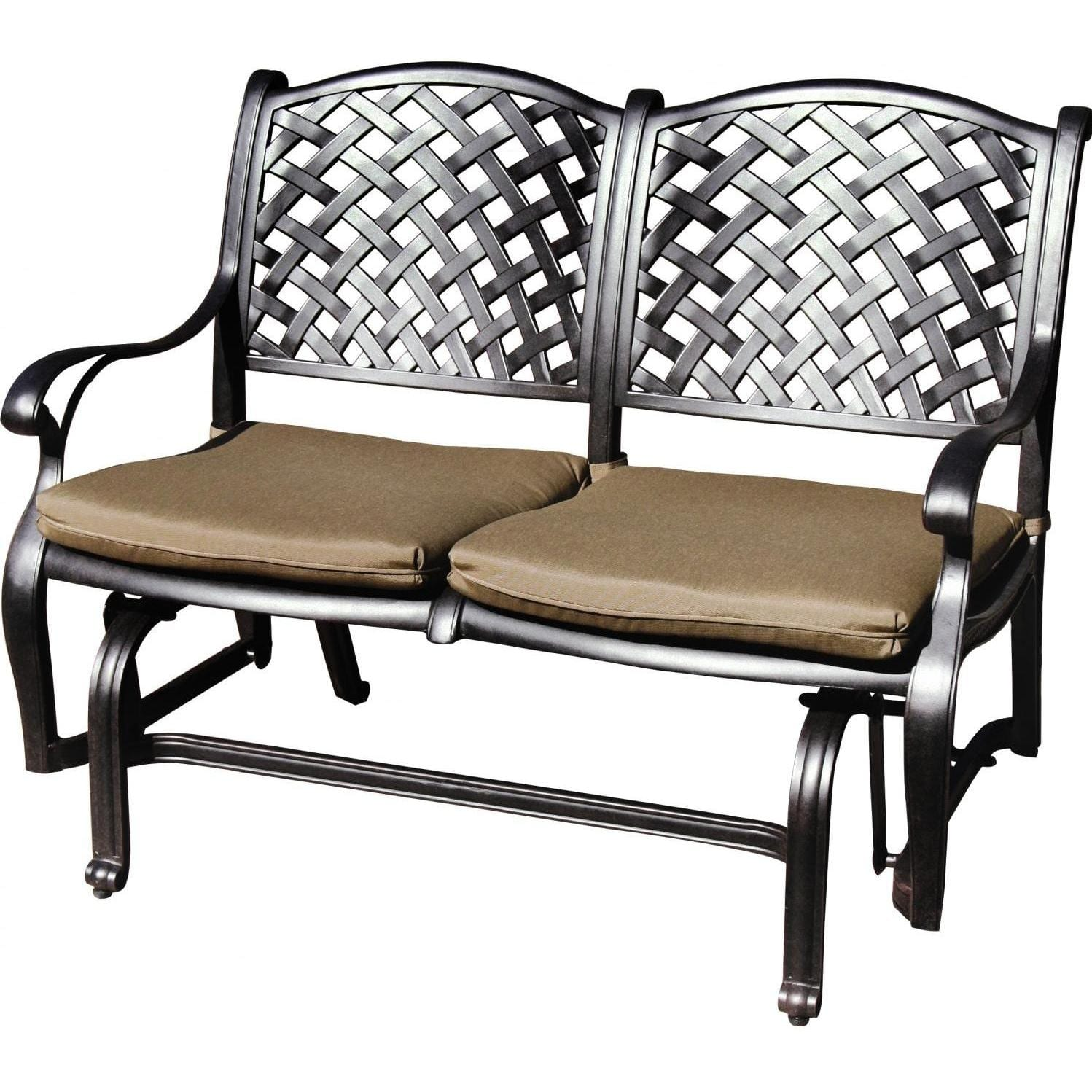 Outdoor Benches & Gliders