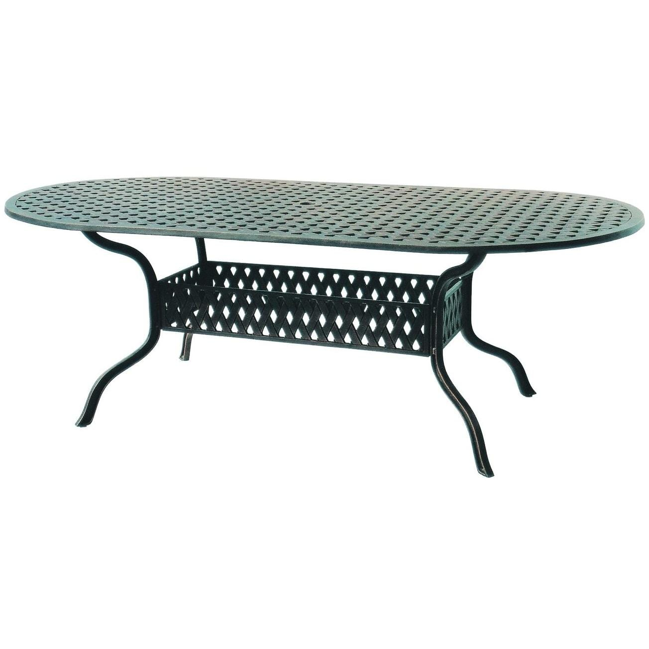 Darlee Series 30 Cast Aluminum Patio Table