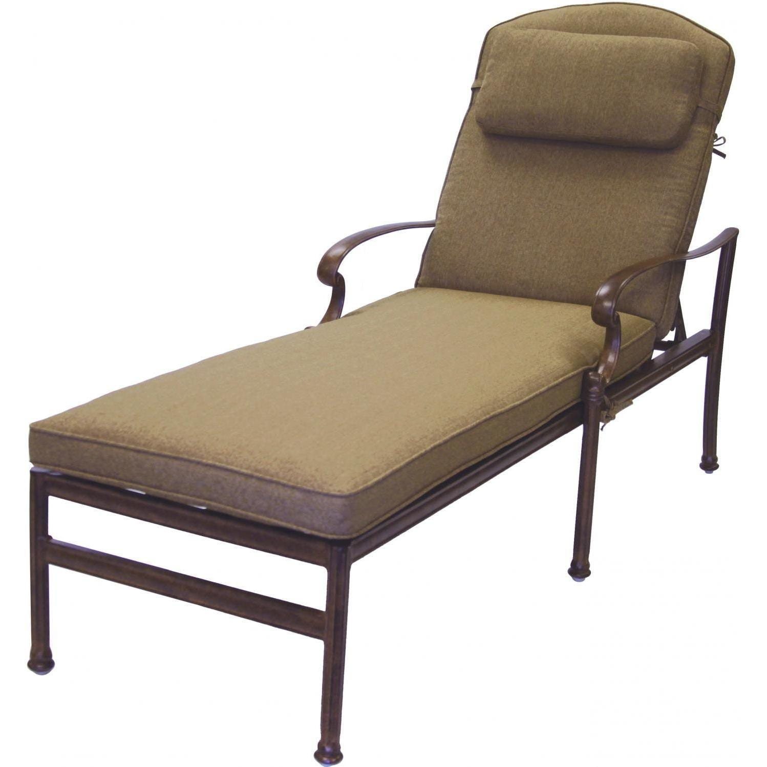 Darlee Santa Barbara Patio Chaise Lounge