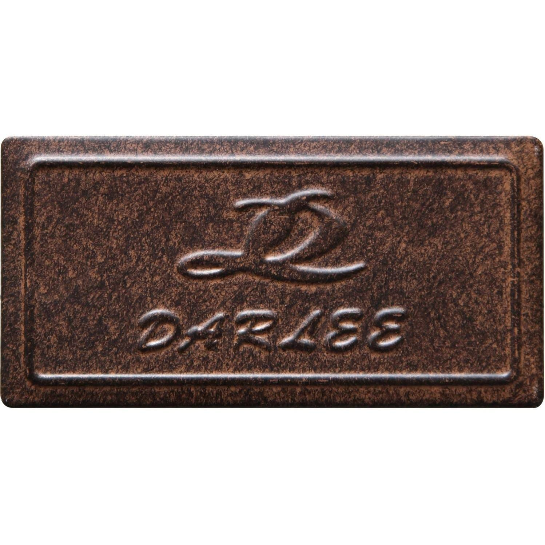 Darlee Sedona 9 Piece Granite Top Patio Dining Set