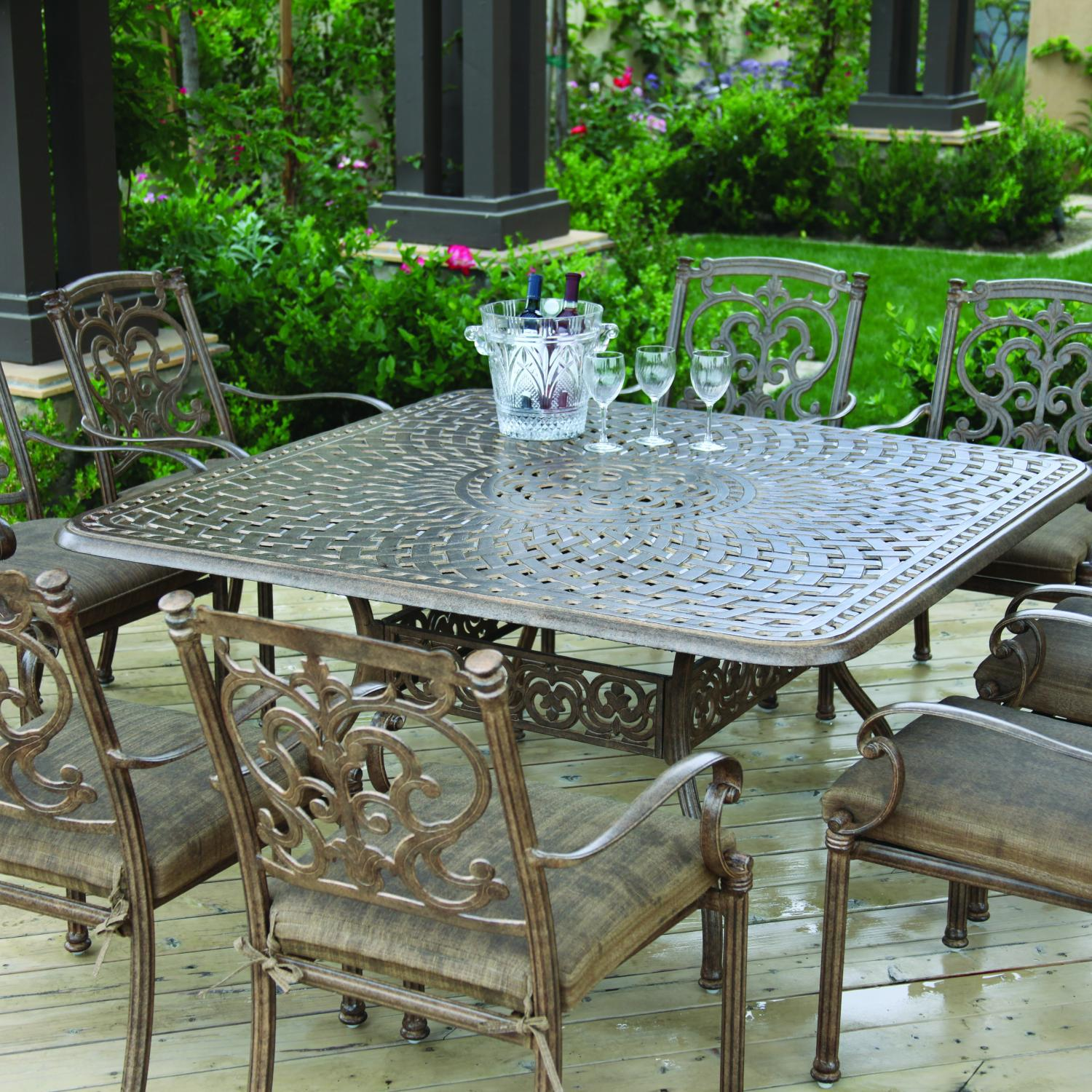 Darlee Dining Sets | Shop Now at The Outdoor Store