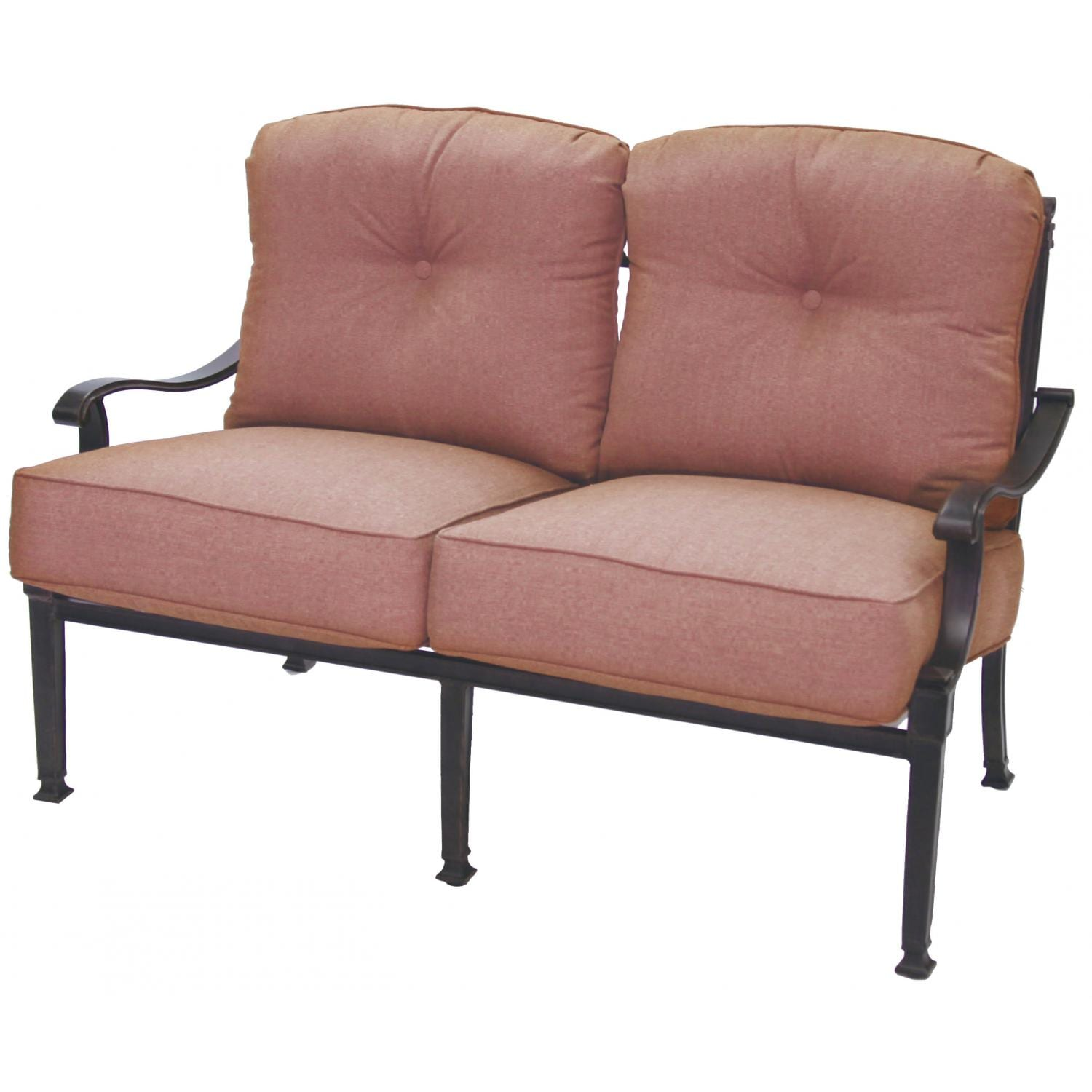 Darlee Charleston Patio Loveseat