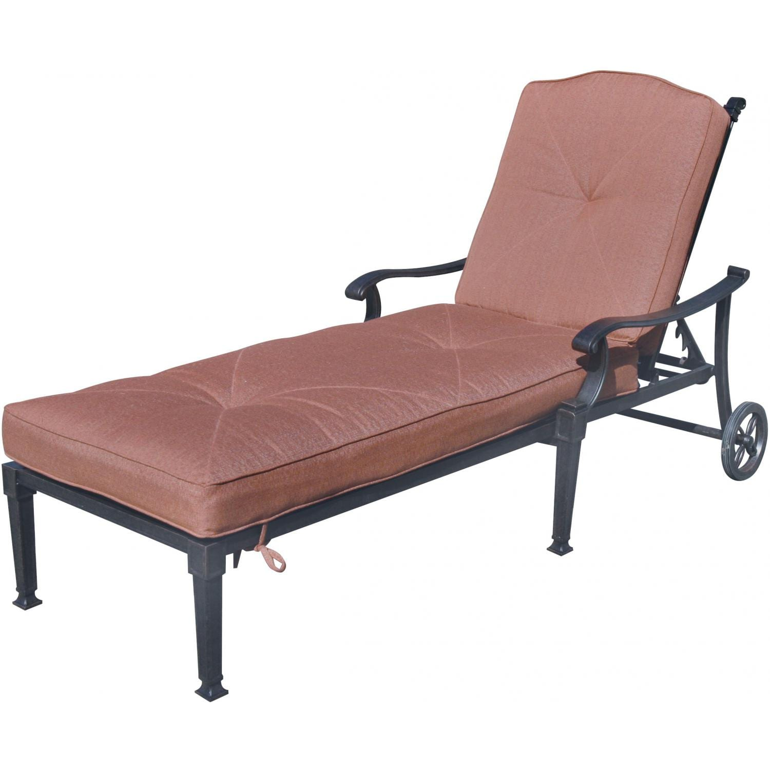 Darlee Charleston Patio Chaise Lounge
