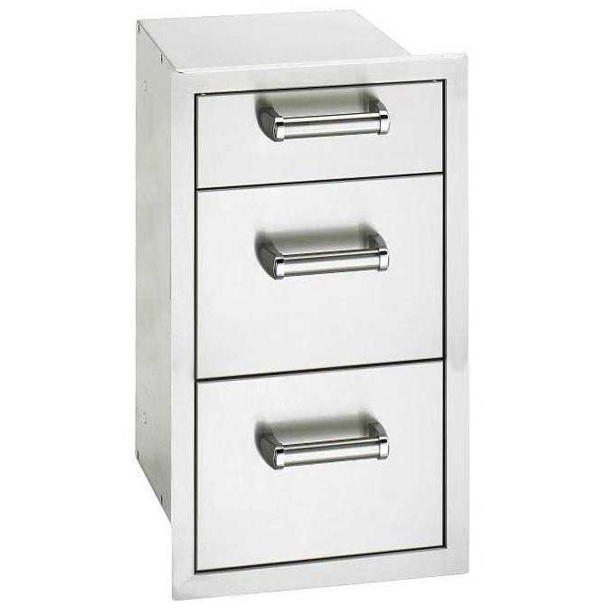 Fire Magic 14-Inch Triple Access Drawer