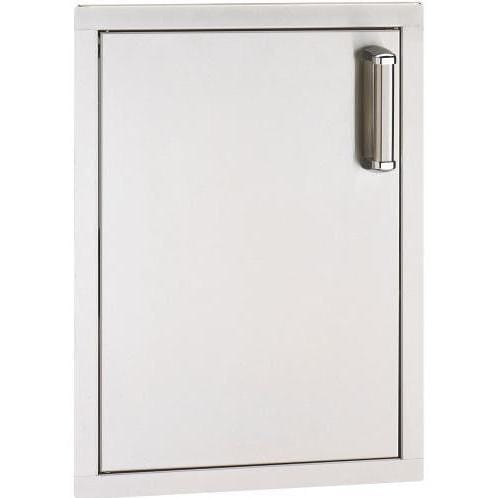 Fire Magic 17-Inch Left-Hinged Single Access Door