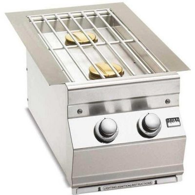 Fire Magic Aurora Built-In Natural Gas Double Side Burner - 3281L