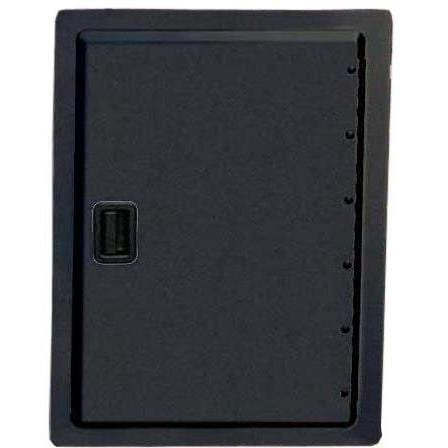 Fire Magic Legacy 12-Inch Black Single Access Door