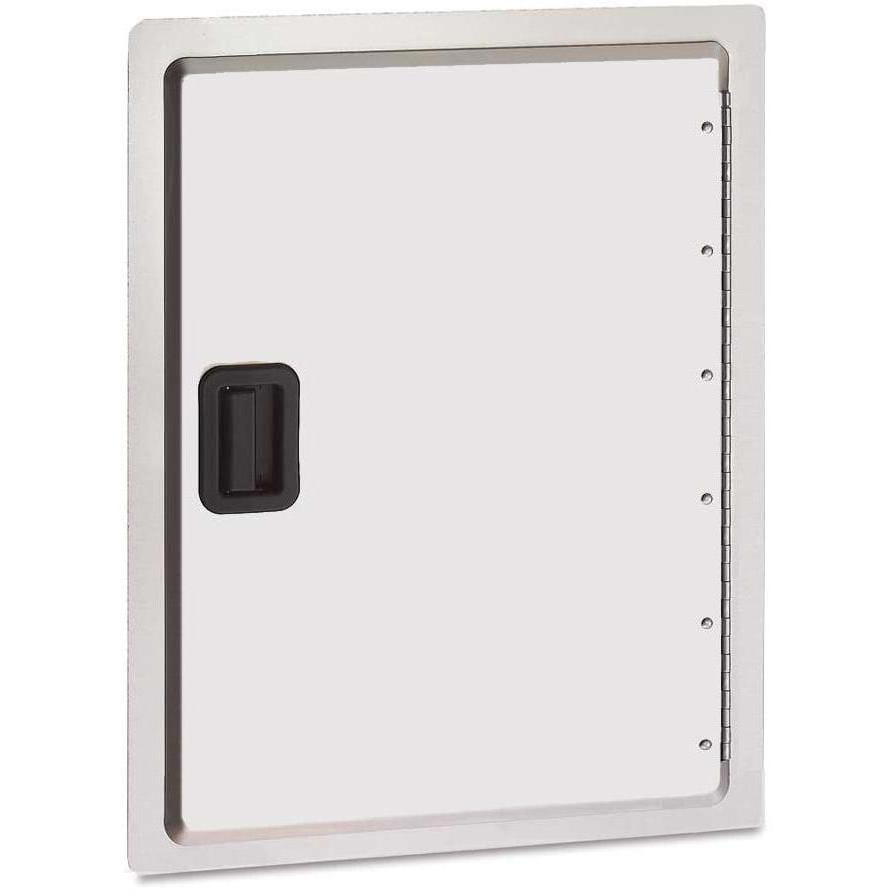 Fire magic legacy 12 inch stainless single access door for 12 inch door