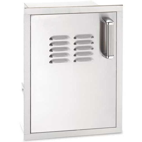 Fire Magic 14-Inch Left-Hinged Single Access Door