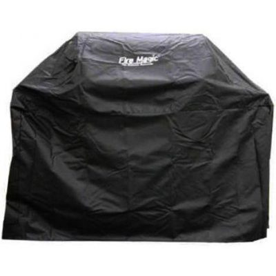 Fire Magic Grill Cover For Echelon E660 Or Aurora A660 Gas Grill On Cabinet Cart