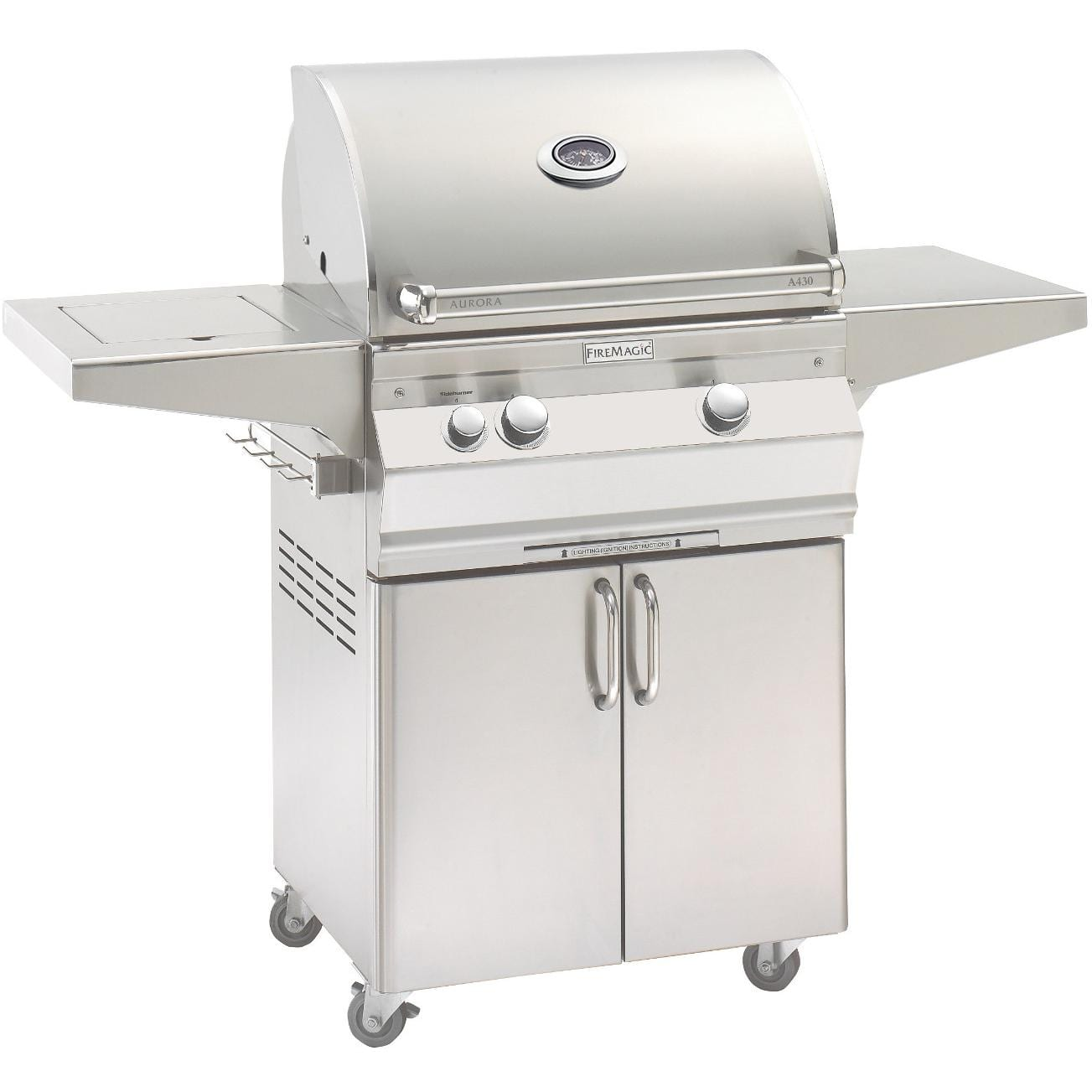 Fire Magic Aurora A430s Freestanding Natural Gas Grill