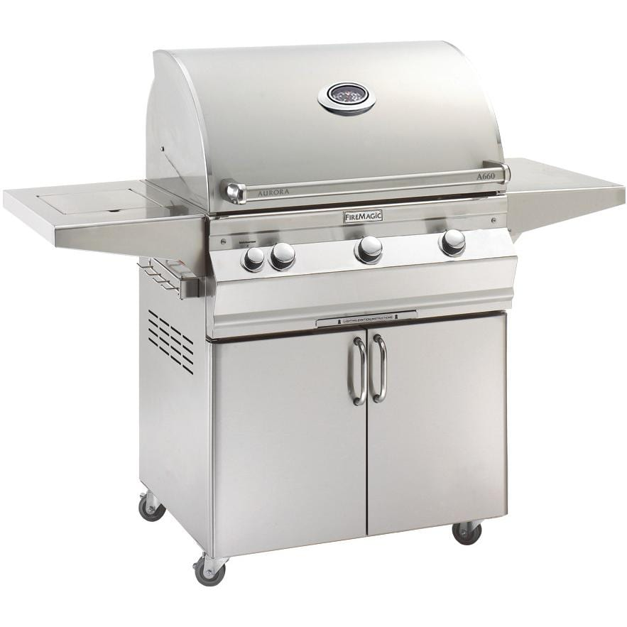 Fire Magic Aurora A660s Natural Gas Grill