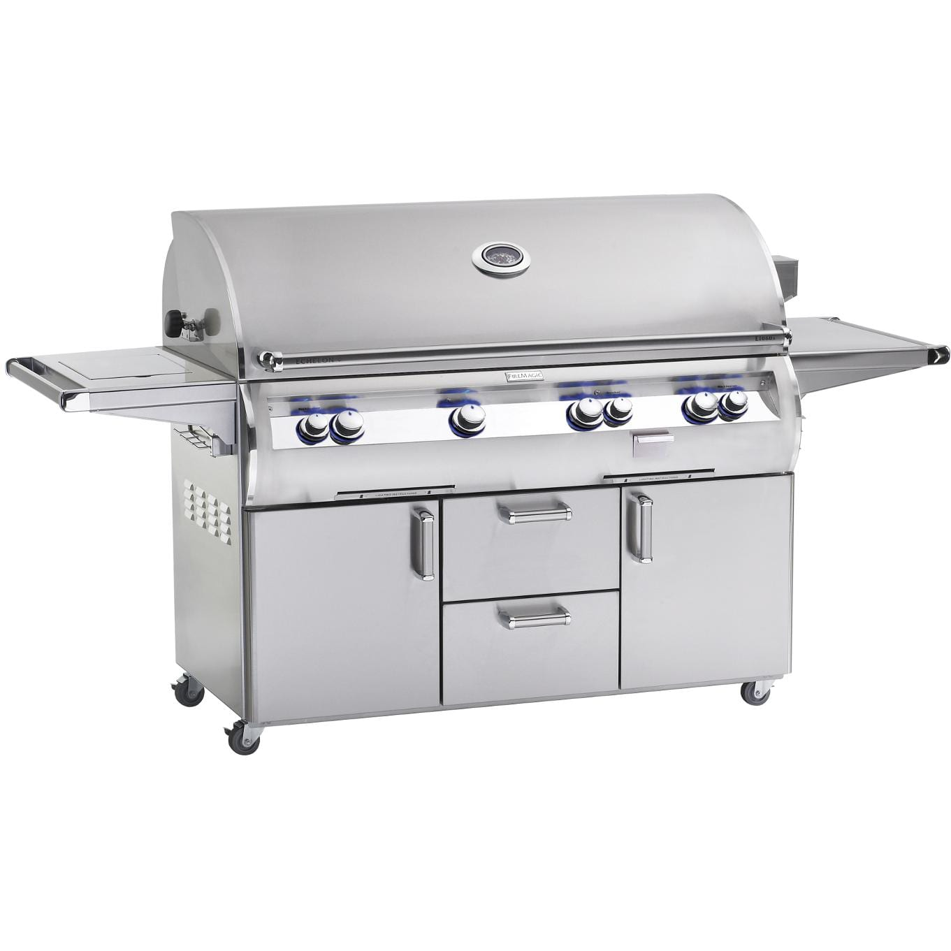 Fire Magic Echelon Diamond E1060s 48 Inch A Series Freestanding Grill