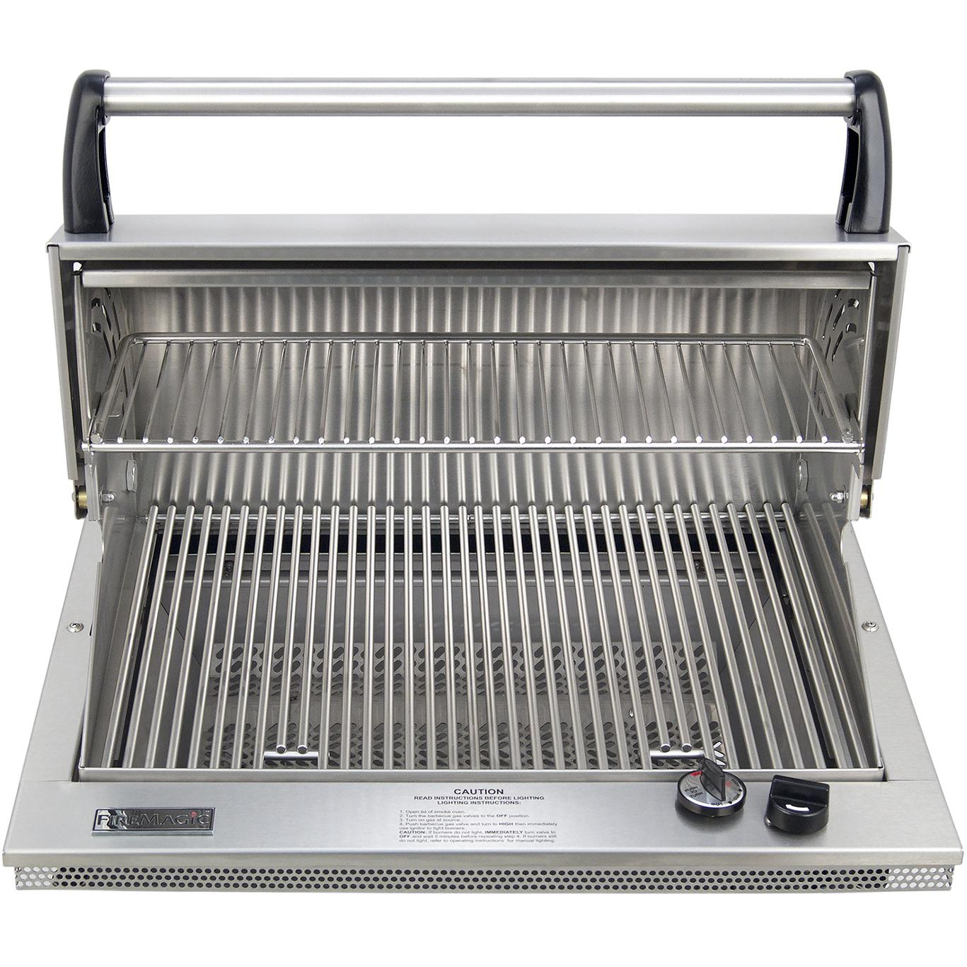 Fire Magic Legacy Deluxe Classic Natural Gas Grill