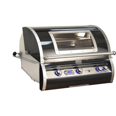 Fire Magic Echelon Black Diamond Built-In Grill