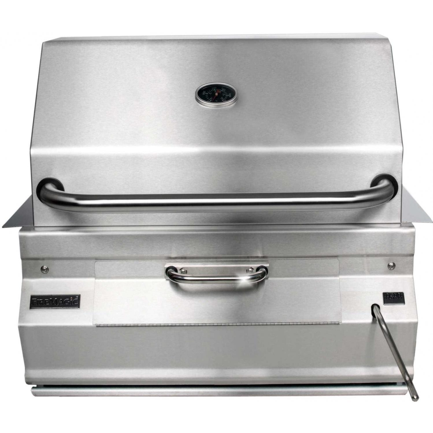 Fire Magic Legacy Meat Smoker Charcoal Grill