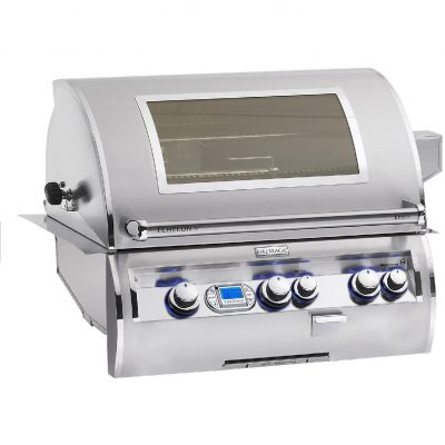 Fire Magic Echelon Diamond E660i Propane Gas Grill With Window