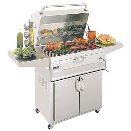 Fire Magic Legacy 24-Inch Smoker Charcoal Grill