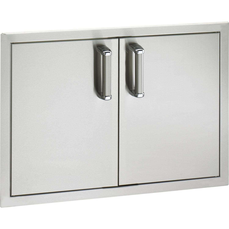Fire Magic Flush 30 X 20-Inch Double Access Door