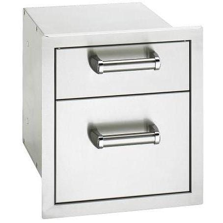 Fire Magic 14-Inch Double Access Drawer