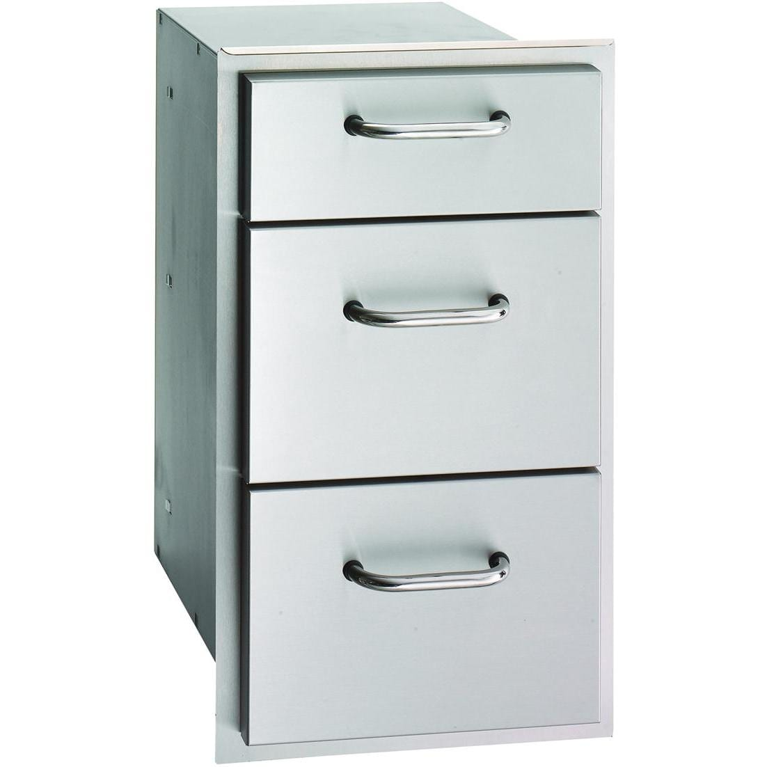 Fire Magic Select 14-Inch Triple Access Drawer