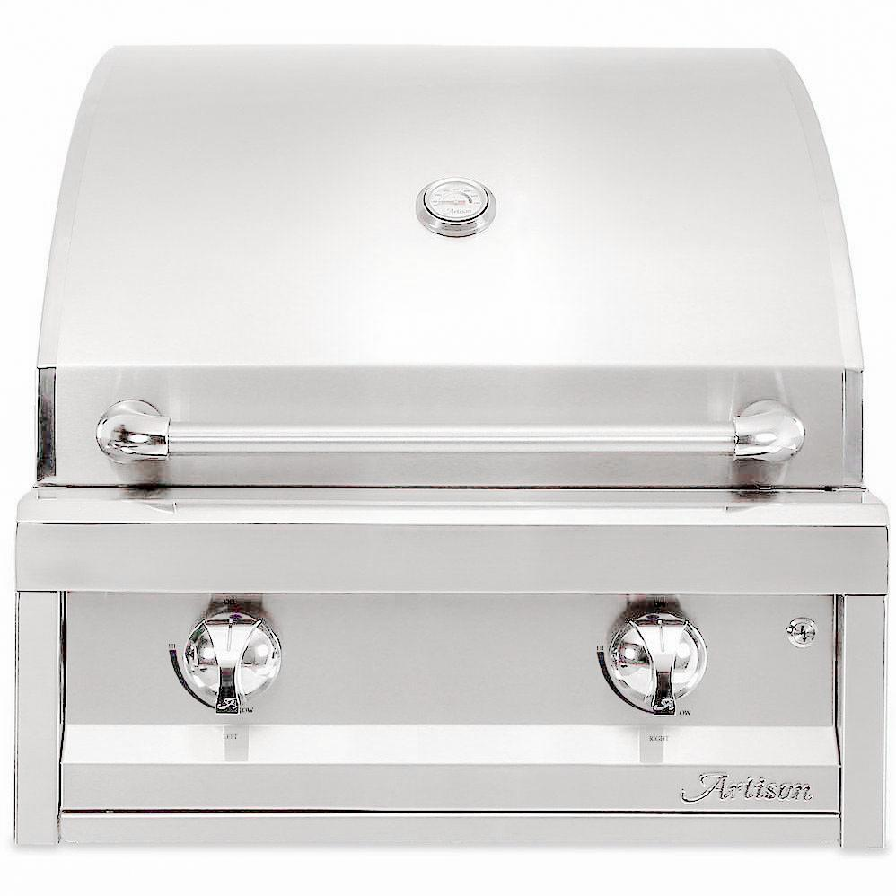 Artisan American Eagle  Built In Natural Gas Grill Reviews