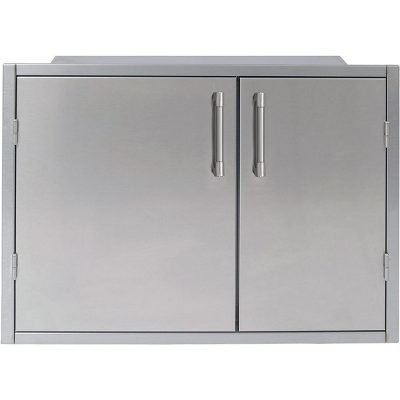 Alfresco 30-Inch Sealed Dry Pantry