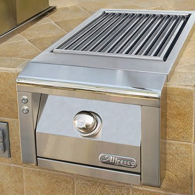 Alfresco Sear Zone Side Burner
