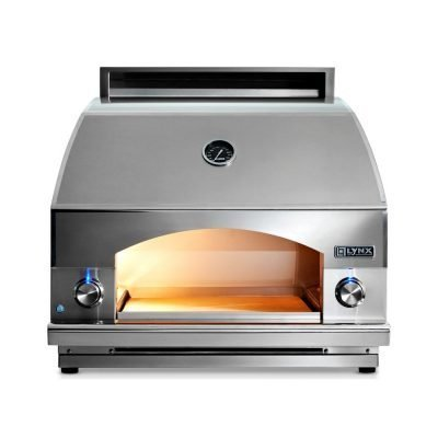 Built-In Pizza Ovens