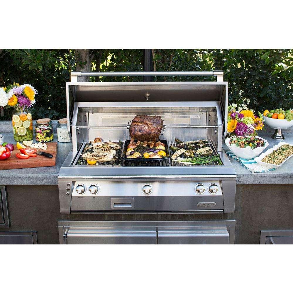 Alfresco ALXE 42-Inch Propane Gas Grill | The Outdoor Store