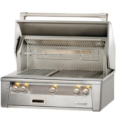 Alfresco Gas Grills ALXE 36-Inch Built-In NG Grill