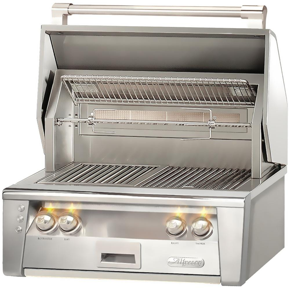 Alfresco Gas Grills ALXE 30-Inch Built-In NG Grill