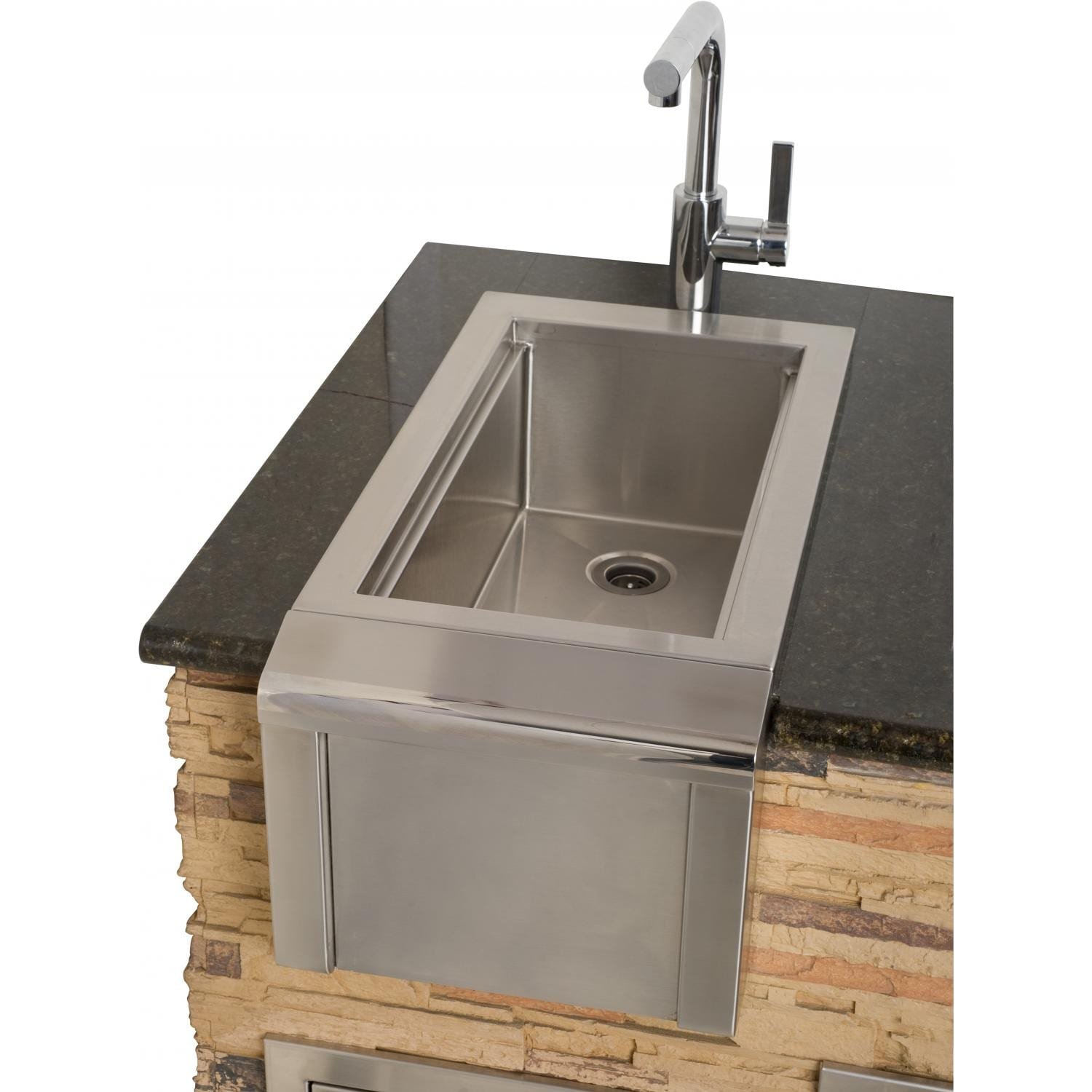 Alfresco 14-Inch Outdoor Versa Sink System