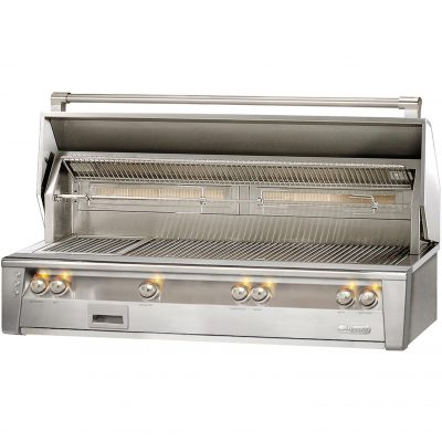 Alfresco Gas Grills ALXE 56-Inch All Grill Built-In LP Grill