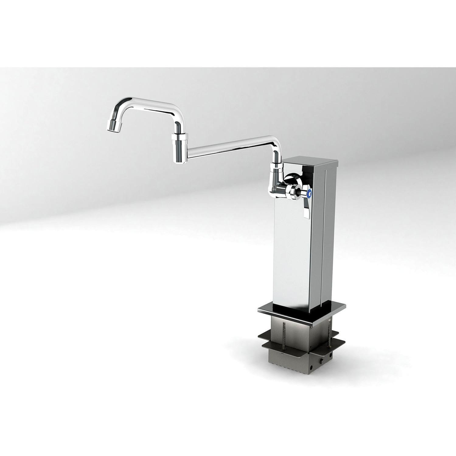 Alfresco Adjustable Pot Filler Tower With Faucet