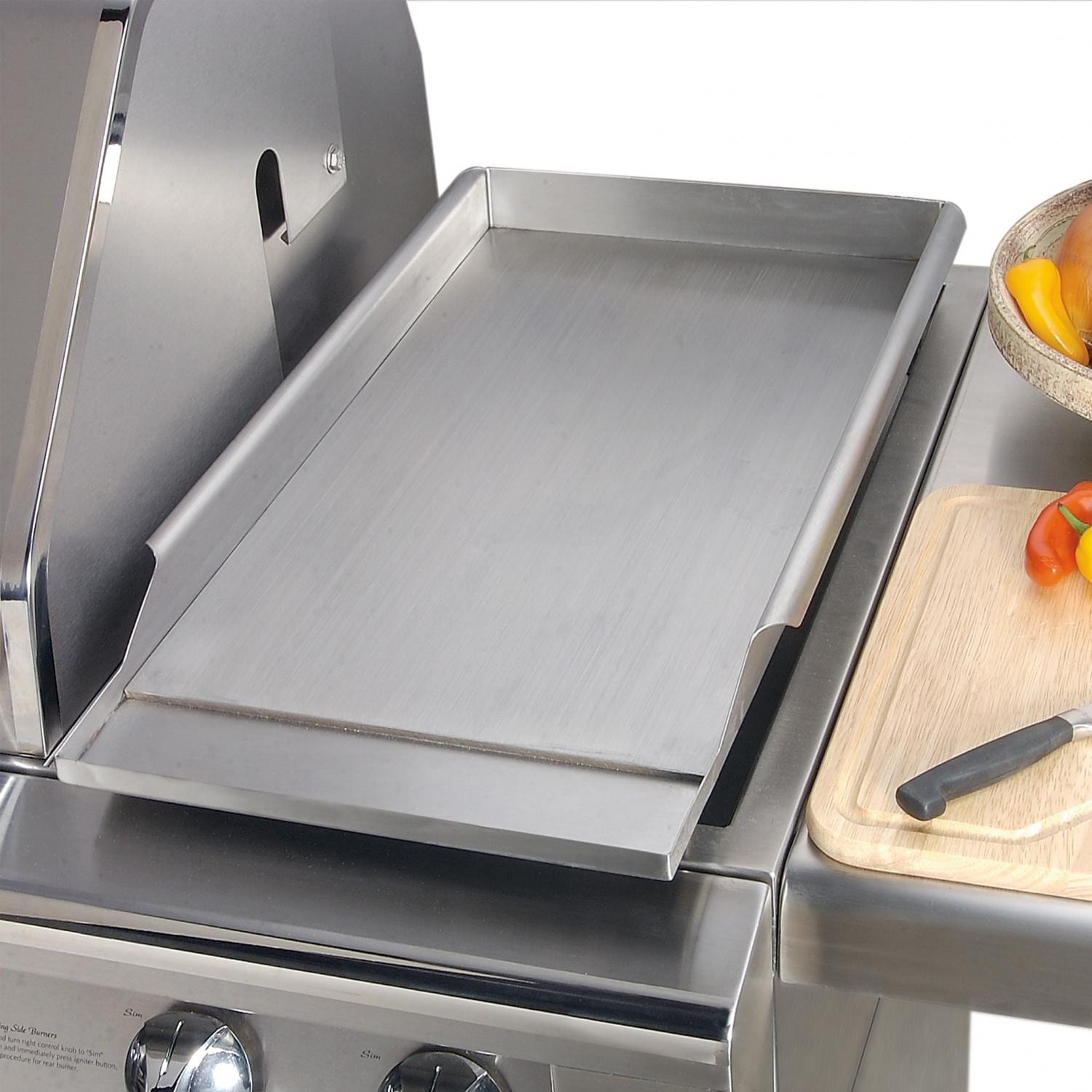 Alfresco Griddle For Alfresco Side Burners