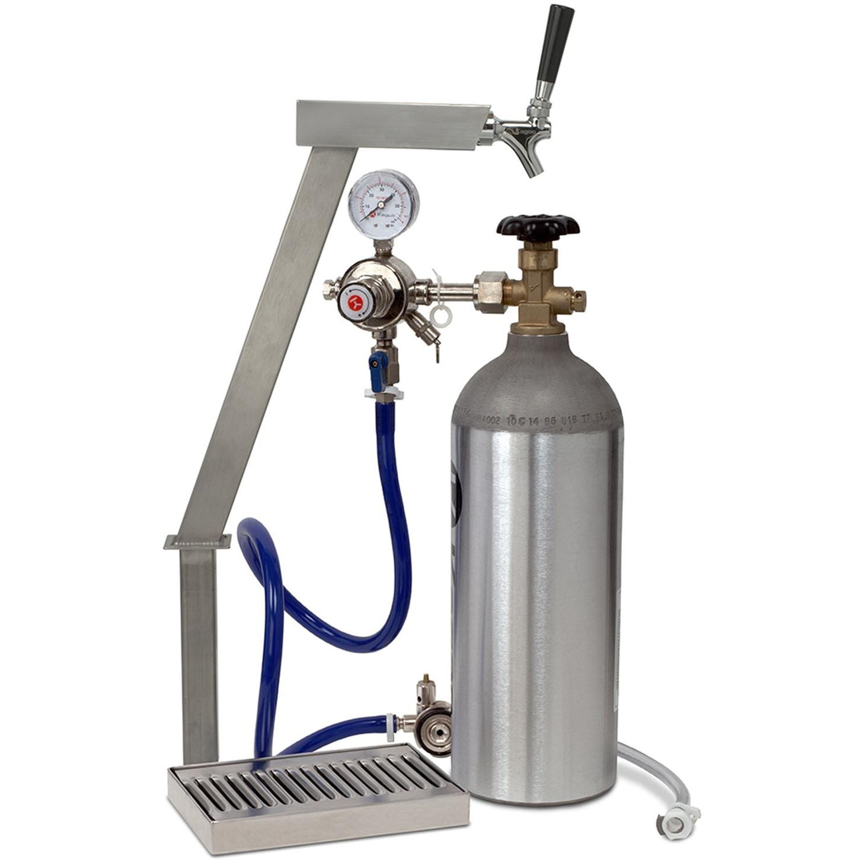 Alfresco Beer Dispensing Kegerator Kit