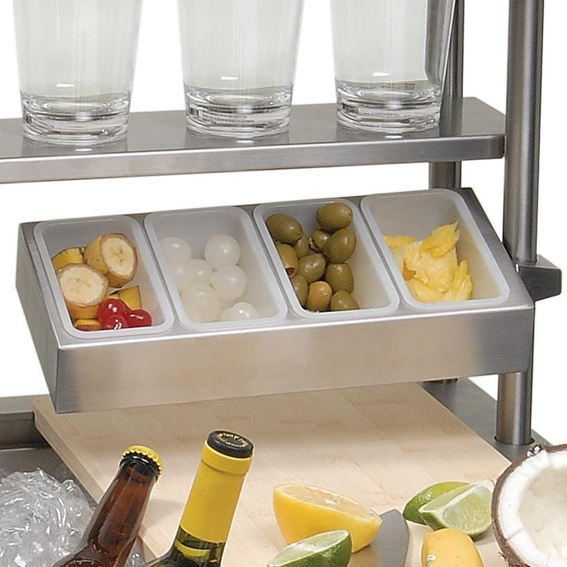 Alfresco Condiment Tray For 30-Inch Main Sink System - CT